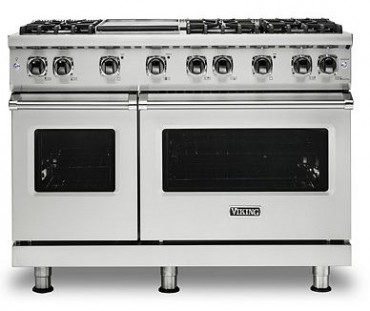 Viking 122cm 6 branders & griddle