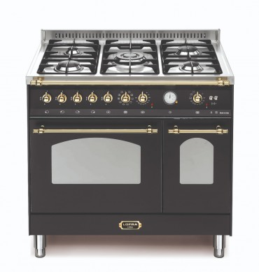 Lofra Rustica 2-oven Gas